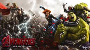 2nd Avengers: Age of Ultron Trailer!