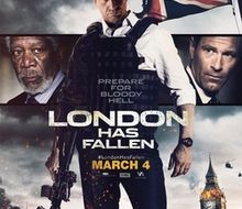 London Has Fallen Review